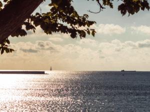 вид на море севастополь