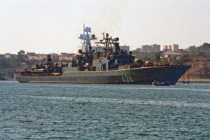 бухта военных кораблей севастополь