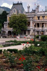 массандра дворец фото